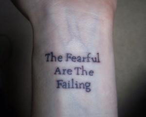 35 Superb Good Tattoo Quotes