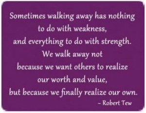 walk away quotes - Google Search on we heart it / visual bookmark ...