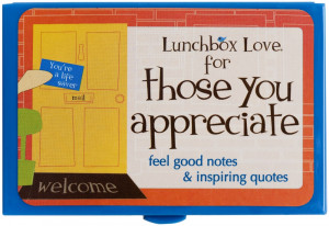 """Be the first to review """"Lunchbox Love® for Those You Appreciate ..."""