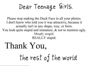 Quotes For Teenage Girls About Life