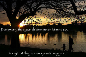Quotes About Parenting And Children, Inspirational Parent Quote