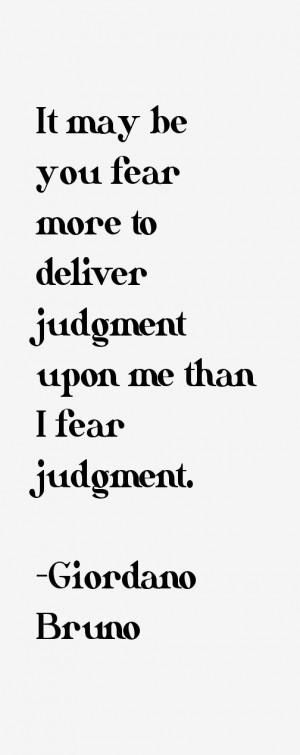 Giordano Bruno Quotes & Sayings