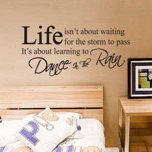 Details about DIY Removable Art Vinyl Love Poetry Quote Wall Sticker ...