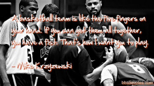 ... Coach K Quotes. Click »Open Image« to open an image with the quote