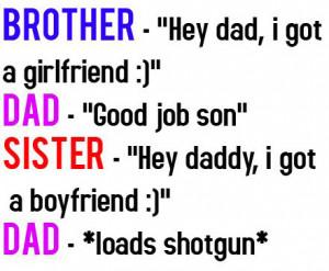 Image - Funny-dad-son-daughter-boyfriend.jpg - The Adventure Time Wiki ...