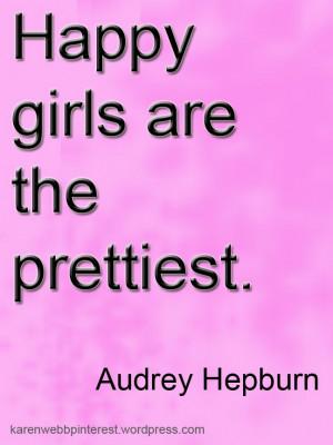 ... are the prettiest
