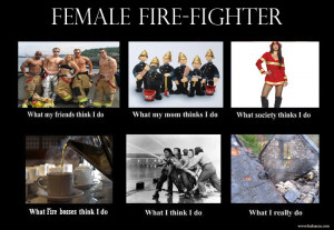 funny firefighter cartoon pictures artist amp Female Firefighter