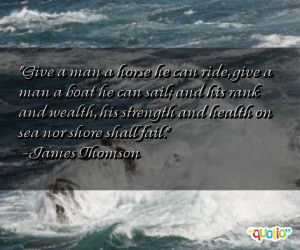Quotes About Boats