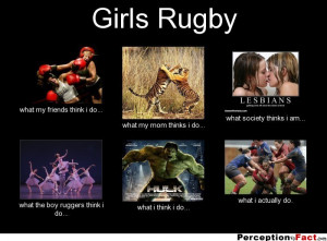 Rugby Quotes For Girls Girls rugby.