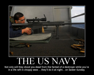The US Navy
