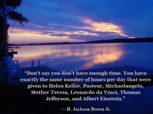 ... you may find the best collection of H. Jackson Brown, Jr. Quotes