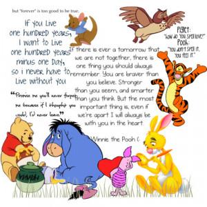 love winnie the pooh!!! - Polyvore