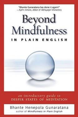 Book Review Beyond Mindfulness Plain English Bhante Henepola