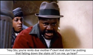 ... Coming to America Frankie Faison