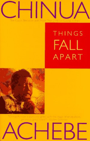 ... classic 1958 English language novel by Nigerian author Chinua Achebe