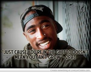 Tupac Quote Rap
