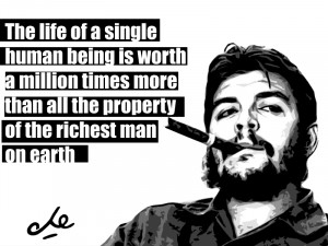 che guevara quotes ernesto guevara popularly known as che guevara was ...