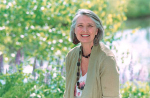 Louise Penny interviewing Author Laurie R. King