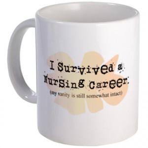 Funny Retired Nurse Gifts > Funny Retired Nurse Mugs > Retired Nurse ...