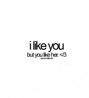 love him but he doesn't love me quotes - Google Search   We Heart It