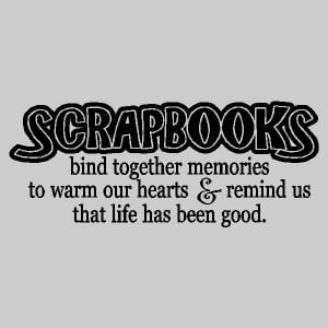 Grandchildren Quotes For Scrapbooking Memories scrapbook quotes