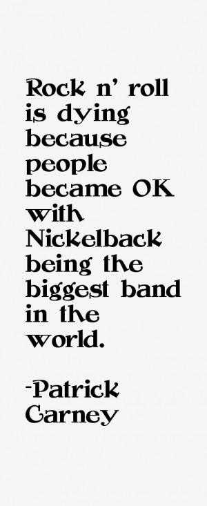 nickelback quotes
