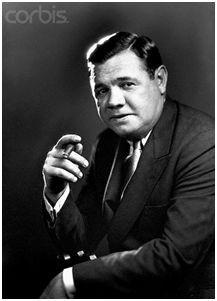 Smoke Cigars, Babe Ruth, Baseball, Famous Cigars, Cigars Smokers, York ...