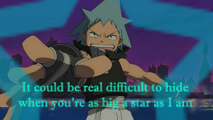 Soul Eater Black Star Quotes Black star quote 1.... by flaviamalfoy