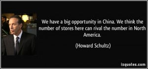 More Howard Schultz Quotes