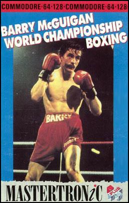 Barry McGuigan World Championship Boxing (E) ROM