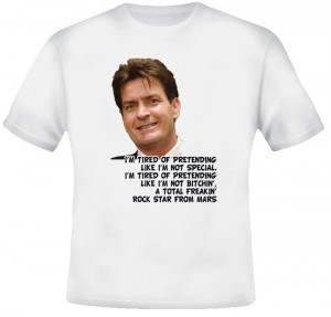 Best Charlie Sheen Quotes...