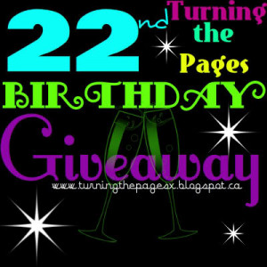 22nd Birthday Giveaway (INTERNATIONAL)!