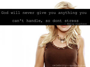 kelly clarkson quotes 2
