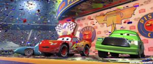 Piston Cup Race Lightning