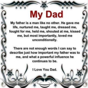Missing My Dad Quotes