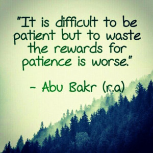 Funny Quotes About Patience And Understanding ~ Patience Quotes ...