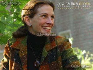 Mona Lisa Smile Quotes Kootationcom Picture