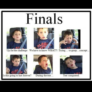 final exams quotes