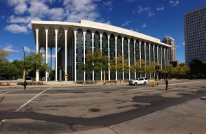 ING Building. Minoru Yamasaki, architect for the Twin Towers ...