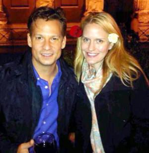 Richard Engel Marries quot Lontime Love quot Mary Forrest NBC ...