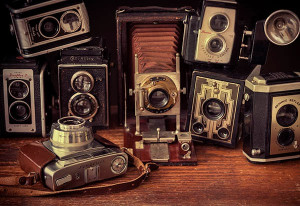 Remembering the good old days of film...