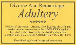 divorce quotes bible