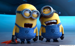 Despicable Me 2 Laughing Minions Fond Ecran, Fonds d'écran HD, Fonds ...