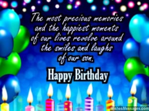 Sentiments on sons birthday Birthday Card Sayings , Funny Card Sayings ...