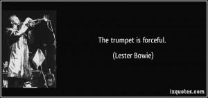 Trumpet Quotes