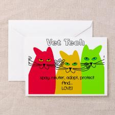 Veterinarian Graduation Greeting Cards