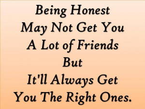 honesty quotes