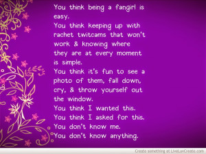 Fangirl Quotes Im a fangirl of fangirl