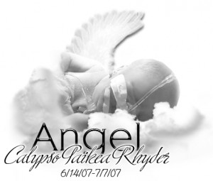 Baby Angel In ...