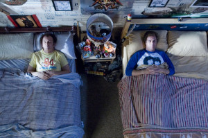 Step Brothers is a one-joke movie. Fortunately, it's a funny joke.
